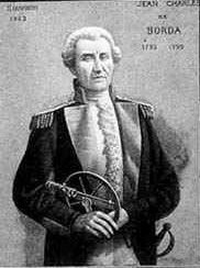 Jean Charles de Borda