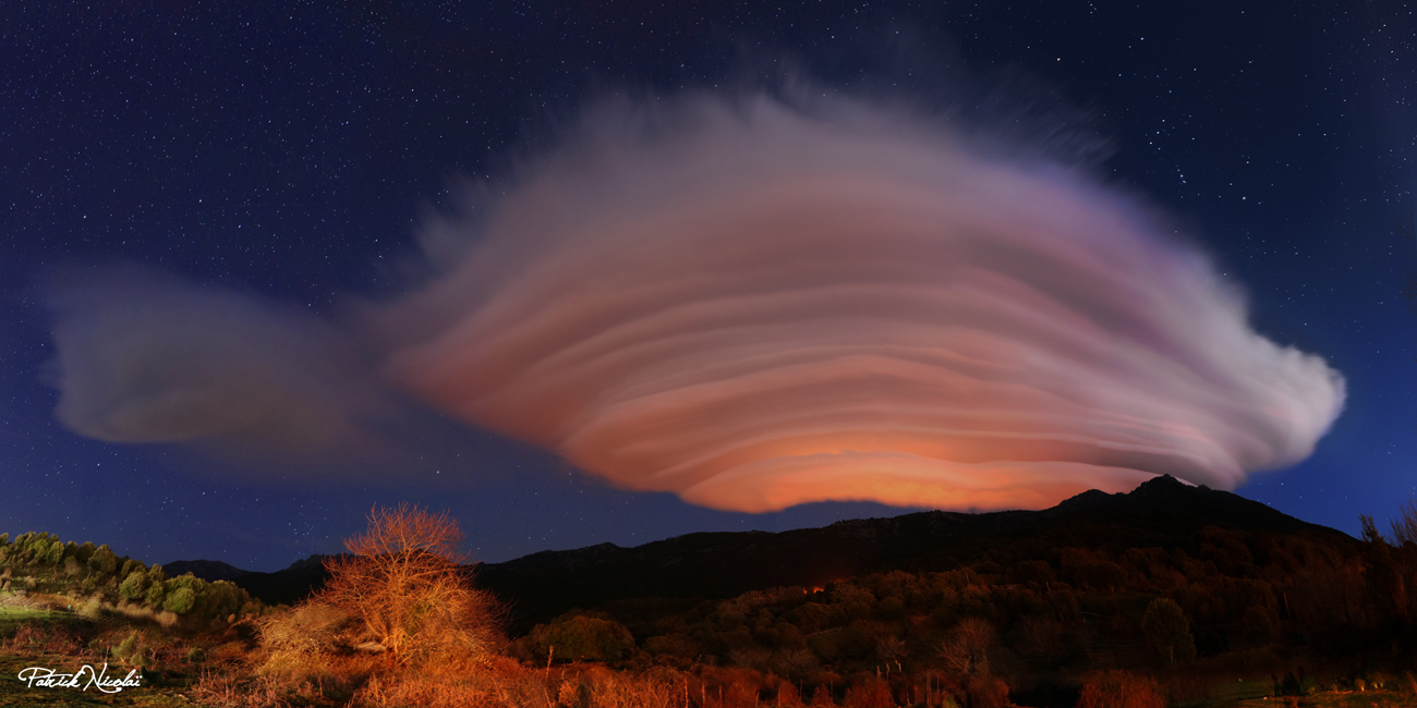 nuage lenticulaire (patrick Nicolai)