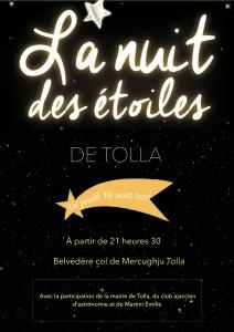 Affiche Tolla 2017