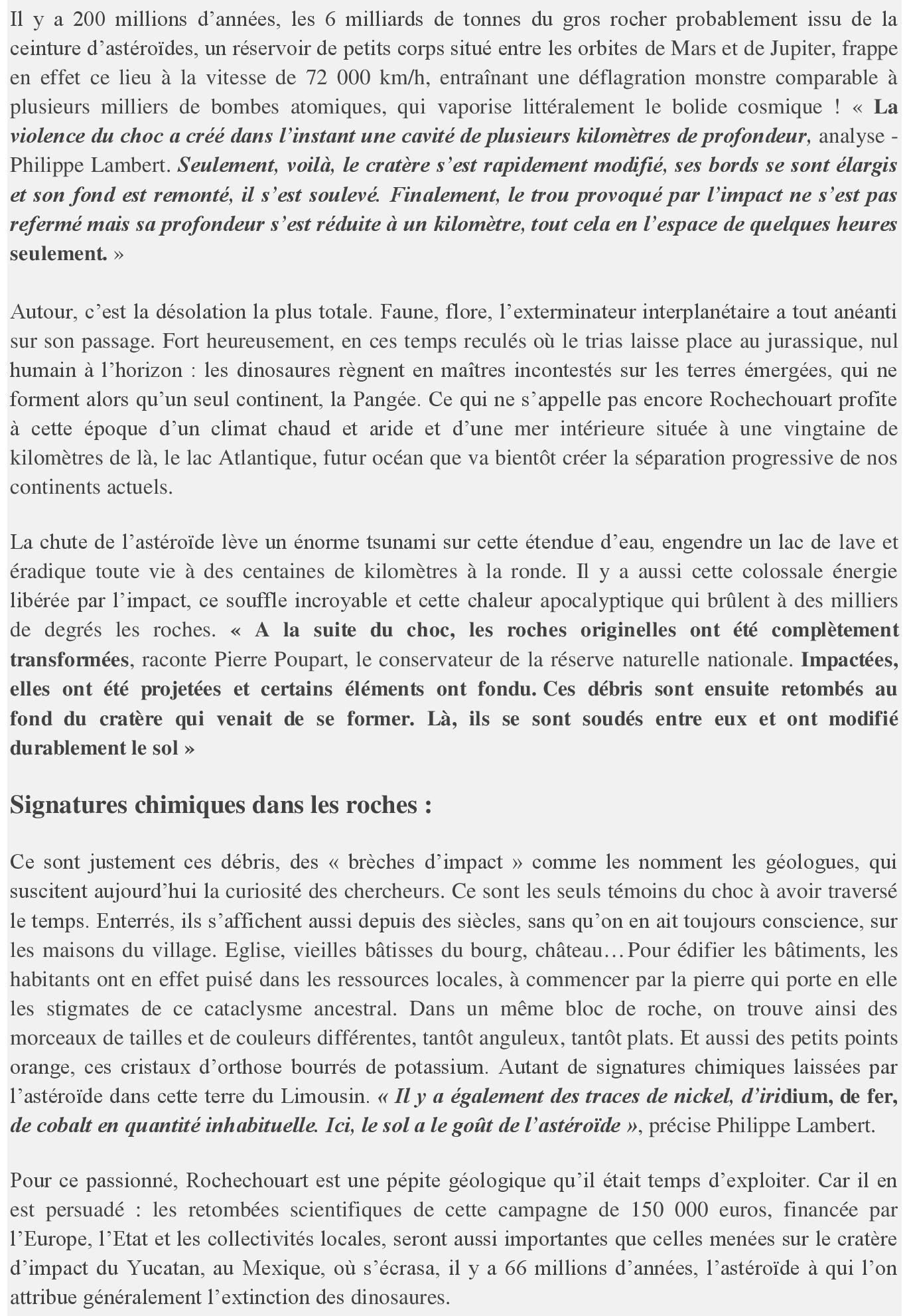 astéroïde Rochechouart.2