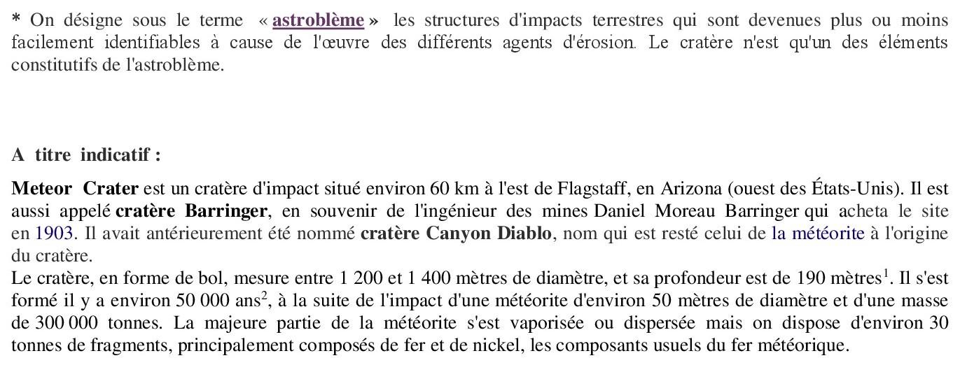 astéroïde de Rochechouart.4
