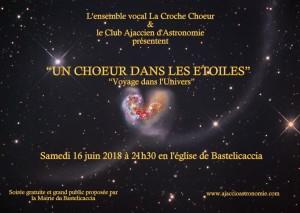 affiche CDLE Bastelicaccia 2018
